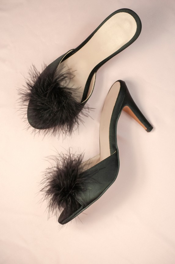 Home high heels shoes - Cadolle