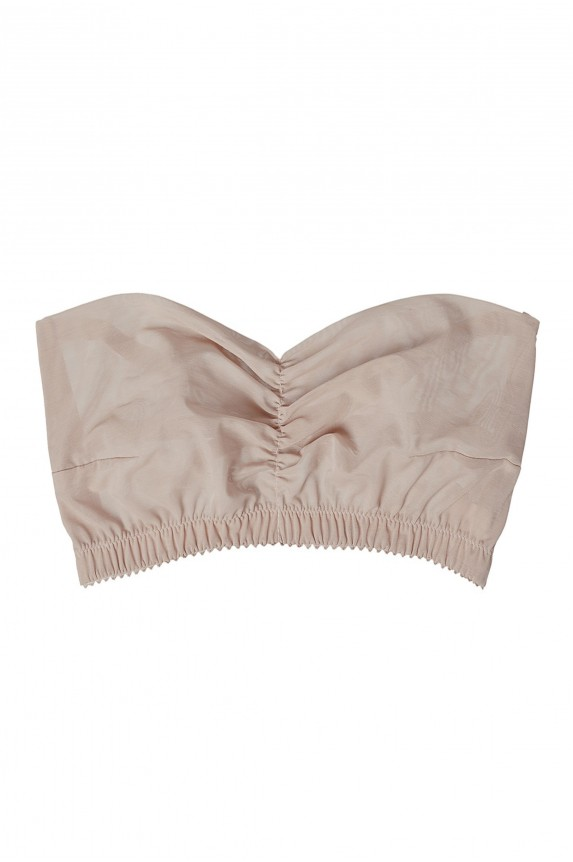Bandeau tulle skin Cadolle