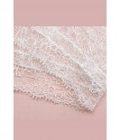 Shorty PRINCESSE white lace Cadolle