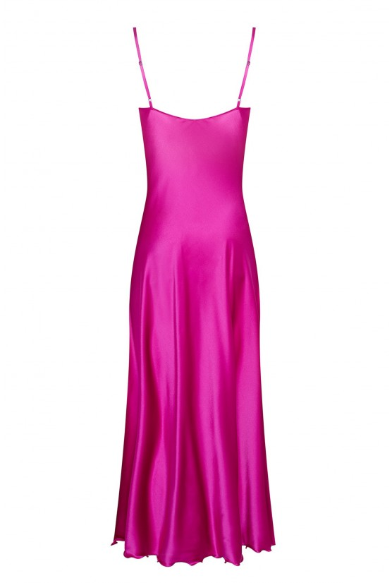 Pink silk nightgown - Cadolle