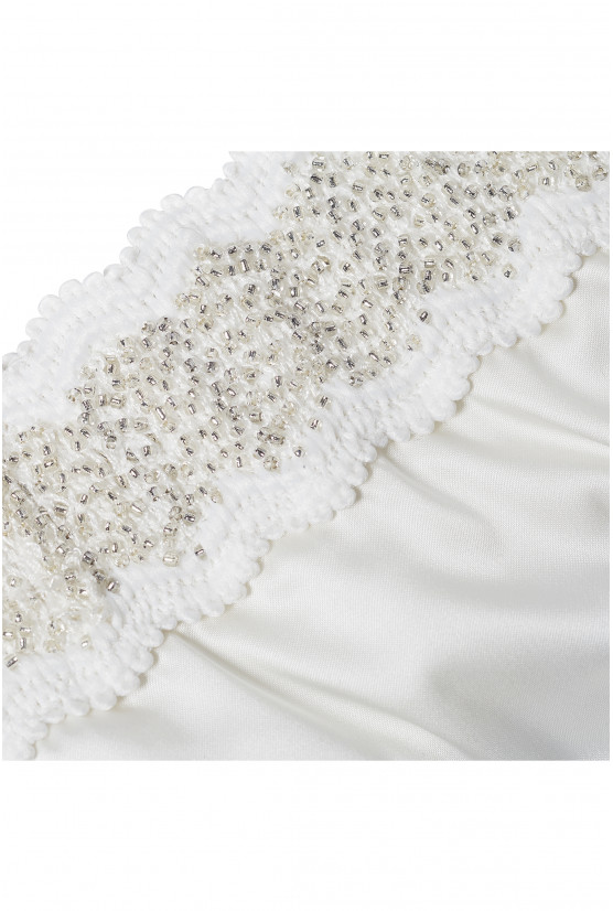 String CATHY ivory pearls Cadolle
