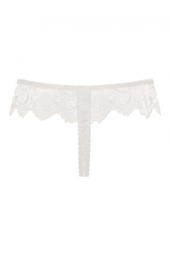 String ANIA satin ivoire - Cadolle