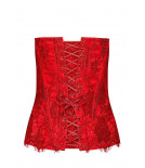 Red lace SCARLET