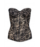 CLEVES Valentine lace corset - Cadolle