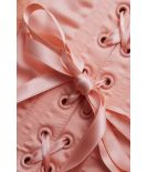 Serre-taille CLEO satin rose - Cadolle